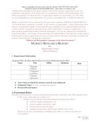 Research Document Template Market Research Report Template Dazzleshots Info