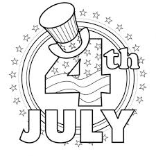 Get This 4th of July Coloring Pages Free to Print 5dn5o !