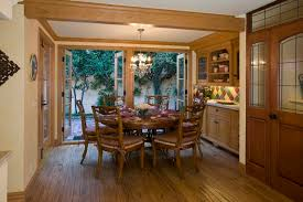 French Doors In Dining Room