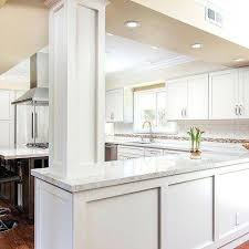 shiny countertop post support for can you find the support post in this photo at the