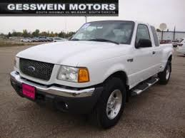used 2001 ford ranger