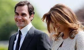 Roger Federer's modern lakeside mansion ...