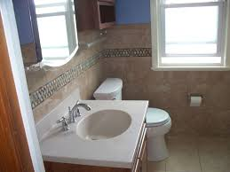 How A Small Outdated Bathroom Was Transformed Into Feeling Like A - Bathroom remodeling cleveland ohio