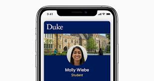 use student id cards in wallet on your