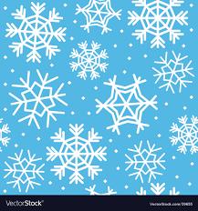 Snow Flake Pattern Interesting Design