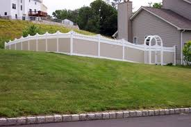 Interesting Vinyl Privacy Fence Ideas Fences On Design Inspiration