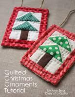 Tutorials - Diary of a Quilter - a quilt blog & quilt-christmas-ornaments-tutorial Adamdwight.com