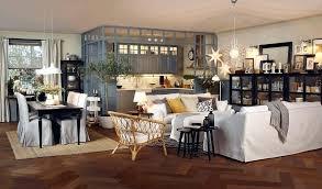 Living Room Dining Room Kitchen Open Floor Plans Large Size Of Floor ...