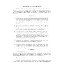 Brand Licensing Agreement Template Free Product Placement Agreement