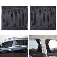 Shop Generic VIP Mesh Interlock <b>Car</b> Window Shade <b>4 Pieces</b> ...