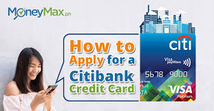 Citibank Credit Card Application An Easy 5 Step Guide