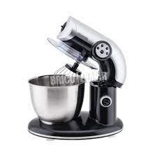 ▷ Professional 1000W 5.5L blender mixer 4-Speed Black H.Koenig KM80 NOIR