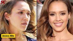 50 celebrities without makeup shocking pictures