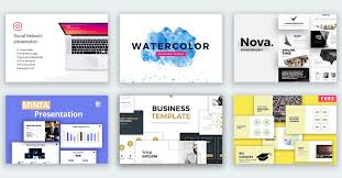 Amazing Powerpoint Designs 35 Free Cool Powerpoint Templates For Awesome Slide Layouts