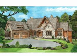 16 luxury ranch house plans with walkout basement home plans