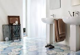 view in gallery hexagon floor tile bathroom lucia verso25 jpg