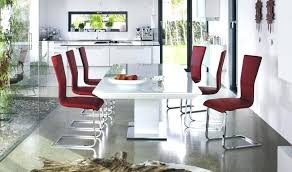 white leather dining room chairs. Luxuriant Beautiful Dining Table And Chairs Furniture Ern Sets White Wood Single Leg Red Modern Room Chair Leather O