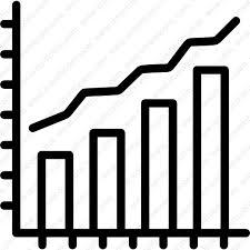 Download Graph Chart Analytics Chart Graph Presentation Icon Inventicons