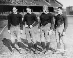 Football in the 1920's | Jay