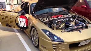 Top Secret V12 Toyota Supra [ start and revs ] !!! - YouTube
