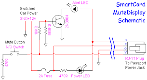 electrical question custom wiring a radar tearing down a escort i found a schematic for the wiring on it