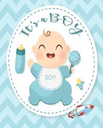 Baby Care Chart Its A Boy Hello Baby Boy Baby Care Tracking Tracker For
