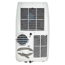 air conditioning heater. honeywell - 14000-btu hl series portable air conditioner with heater white conditioning s