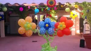 Sports Themed Balloon Decor Kids Party Fisher Island Day School Event Dreamark Events Www