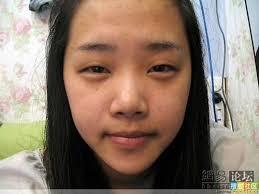chinese makeup transformation