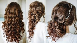 3 Easy Updo For Thin Long Hair Kuklalu Compilation