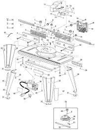 ryobi a25rt02 parts list and diagram ereplacementparts com