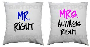 mr mrs right cushions sgd36 00