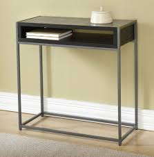 small modern console table trends including contemporary tables