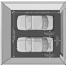 Best 25 Two Car Garage Ideas On Pinterest  Garage Plans 2 Car Size Of A 2 Car Garage