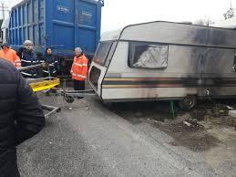 Frascati - In corso lo sgombero dell'ambulante abusivo di via di Vermicino  - Castelli Notizie