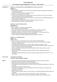 Medical Lab Technician Resume Samples Velvet Jobs
