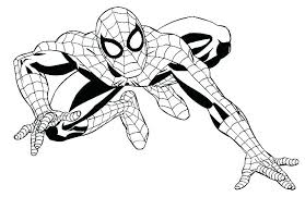 spiderman coloring pages pdf superhero coloring book printable to coloring pages coloring pages coloring book also
