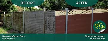 forever garden fencing from recycled plastic