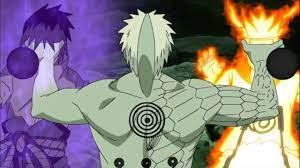 Naruto, sasuke vs obito