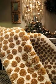 abyss habidecor dolce gold rug