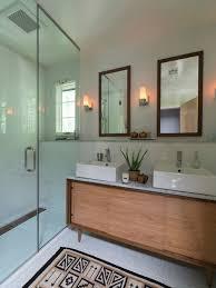 Mid Century Modern Bathroom Vanity | Houzz
