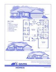 adams homes floor plans. We\u0027d Like To Introduce The Adams Homes 2380. This Four Bedroom, Three. Bathroom Floor PlansAdams Plans O