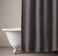 full size of curtain 96 inch waffle weave shower curtain hotel collection shower curtain bed