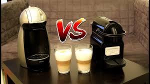 Dolce Gusto Vs Nespresso / Dolce Gusto или Nespresso - YouTube