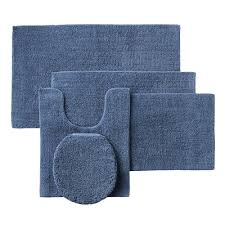 Memory Foam Bathroom Rug Set Sonoma Goods For Life Reversible Cotton Bath Rugs