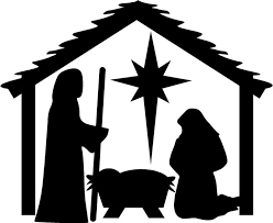 free nativity clipart silhouette. Perfect Nativity To Free Nativity Clipart Silhouette