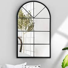 ironsmithn wall mirror mounted