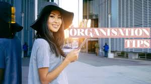 Organisation Tips How to Organise Like a Girl Boss YouTube
