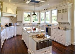 Kitchen Cabinet Shells Beach Cottage Kitchen Cabinets Cliff Kitchen