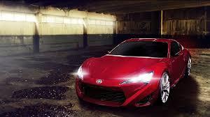 Red Car Wallpapers - Wallpaper Cave